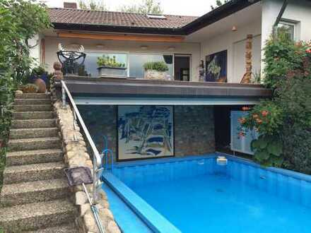 Haus / Villa • 7-Zimmer • EG mit Blick auf Freiburg • zu vermieten