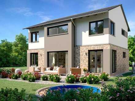 Ihr neues Einfamilienhaus auf sehr schönem Grundstück in Borgsdorf