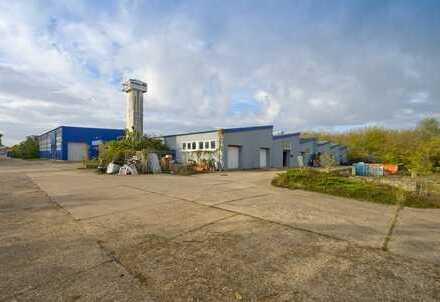 Gewerbekomplex in Schkopau zu Verkaufen