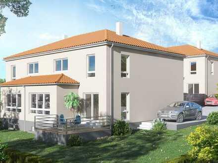 NEUMANN - Neubau! KfW55! Hochwertige Doppelhaushälften in traumhaft ruhiger Lage