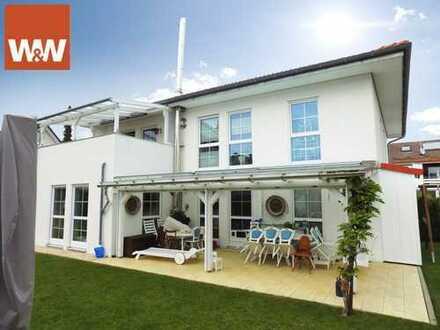 Energetisch hochwertig und geschmackvoll ausgestattet - Ihre Wohnung in Grenznähe!