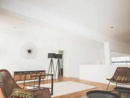 Hochwertige 3-Zimmer Wohnung mit großem Sonnenbalkon - Erstbezug nach Sanierung!