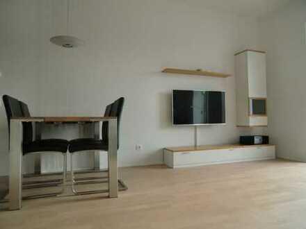 Innenstadtlage; großzügige 3 Zimmer-Wohnung; EBK; 2 Balkone; Carport