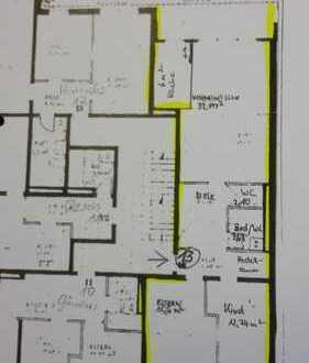 Schöne, geräumige drei Zimmer Wohnung in Augsburg (Kreis), Gersthofen