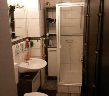 Gepflegte 2-Zimmer-Wohnung mit Balkon und Einbauküche in Aachen