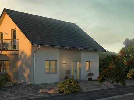 * Einfamilienhaus in Leimersheim * Mit modernem Raumkonzept samt Büro *