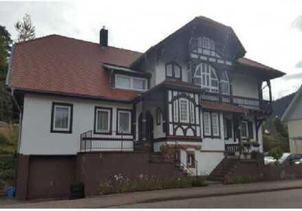 Großes Einfamilienhaus mit einem schönen Garten