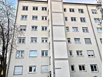 Charmante Wohnung in Hochzoll