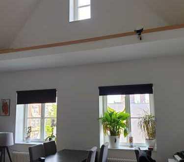 Neu ausgebaute Dachgeschosswohnung