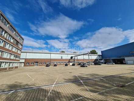 Westviertel | 1.672 m² Hallenfläche | 790 m² Bürofläche | 615 m² Servicefläche