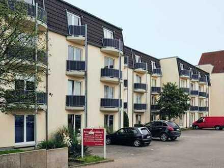 Helles Single-Apartment in gepflegter, ruhiger Wohnanlage