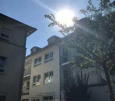 Herrliche 2-Zi-Wohnung im Zentrum von Schrobenhausen zu vermieten!