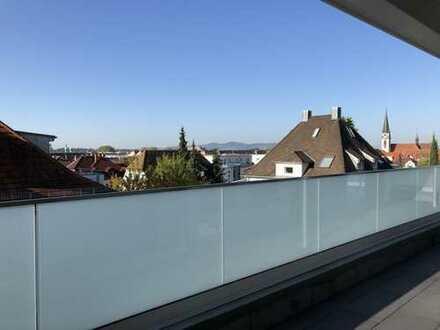 Traumwohnung Nähe Stadtmitte - Maisonette-Wohnung barrierefrei in Emmendingen