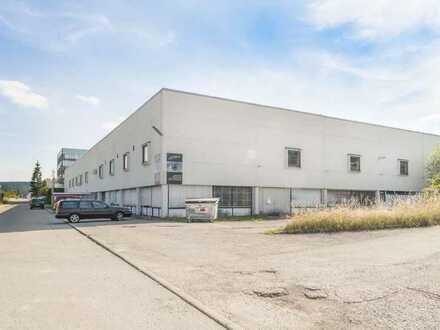 1.080 m² Lager-, Logistik-, Montage-, Produktionsflächen - provisionsfrei