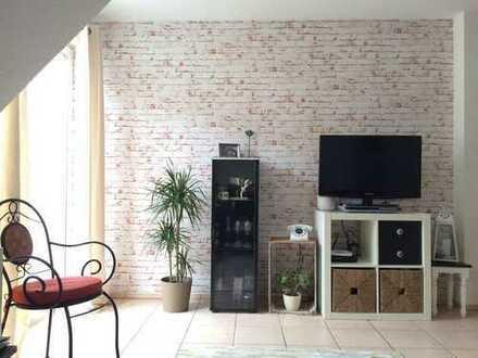 54qm Single Maisonette Wohnung mit hellem Bad, 2 Balkone und Tiefgaragenstellplatz