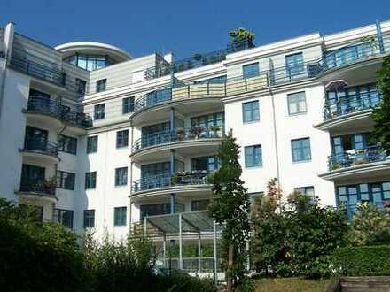 Terrassenwohnung im Erdgeschoss Nähe Berliner Allee