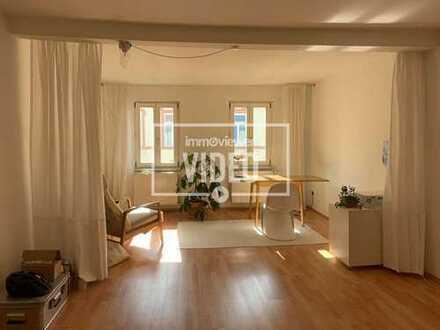 Helle, charmante 3-Zimmerwohnung mit EBK in Offenbachs Innenstadt