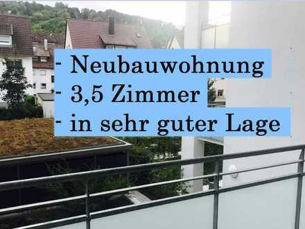 Schöne 3.5-Zimmer Neubauwohnung in Stuttgart-Wangen
