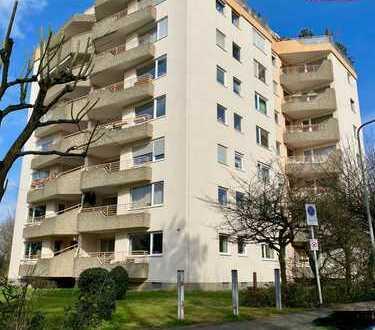 3-ZKB Wohnung in Feldrandlage von Bergen