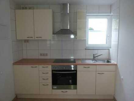 schöne Einliegerwohnung in Neubau, geräumige und neuwertige 1-Zimmer-Wohnung mit EBK in Ohmden