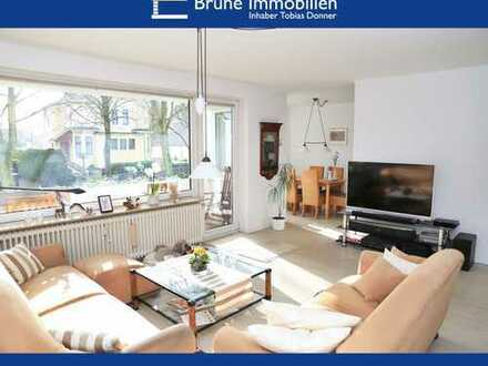 BRUNE IMMOBILIEN - Bremerhaven-Speckenbüttel: Wohngenuss nah am Park