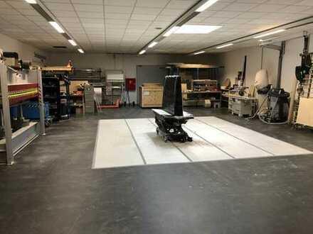 Gewerbefläche als Werkstatt/ Produktion/ Lagerfläche nutzbar!