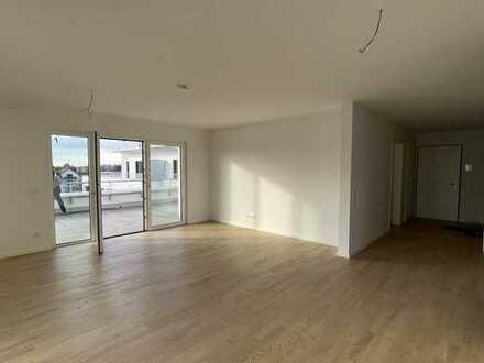 Erstbezug mit Balkon: exklusive 3-Zimmer-Penthouse-Wohnung in Speyer