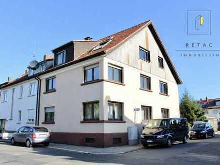 Freies Dreifamilienhaus im Herzen Ilvesheims - Als Kapitalanlage oder Mehrgenerationenhaus nutzbar