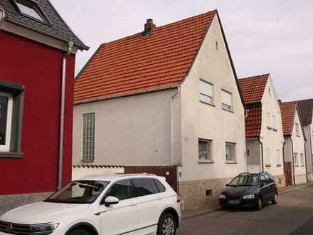 Haus mit Anbaupotential