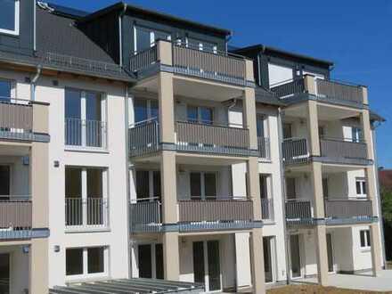 Erstbezug: schöne 3-Zimmer-Wohnung mit Einbauküche und Balkon in Herrenberg