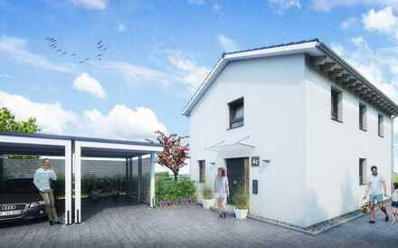 Haus 1 - TRUDERINGER WOHNTRAUM! Erstellung von drei Niedrigenergie-Einfamilienhäusern