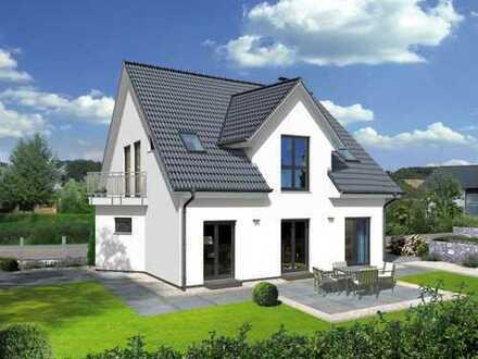 Erleben Sie den eigenen Luxus! Traumhaus schlüsselfertig inkl. Keller und Grundstück!