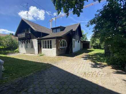 BIETERVERFAHREN - Wohnen wo andere Urlaub machen! 2-Familienhaus in Breitbrunn (Ammersee)