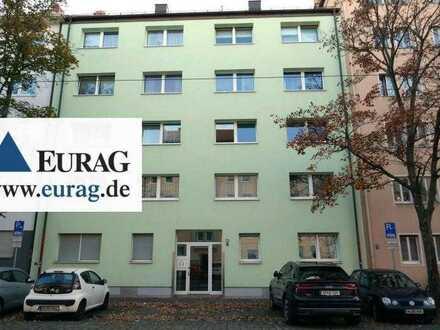 N-Gibitzenhof: Mehrfamilienhaus mit 11 Einheiten, vollvermietet, Kaltmiete p.a. ca. EUR 76.300,--