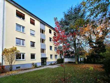 Entspannt wohnen (4 Zimmer + Terrasse + Pluspunkte)