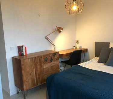 Major Balcony Room // Hochwertiges Co-Living - fully furnished, top Lage und inkl. Cleaningservice