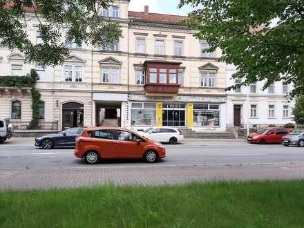 Perfekte Sichtbarkeit in Toplage direkt am Lutherplatz und der B 99! Provisionsfrei!