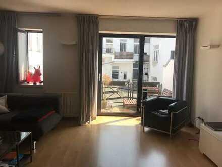 Geräumige Maisonette-Wohnung in der Oldenburger Innenstadt
