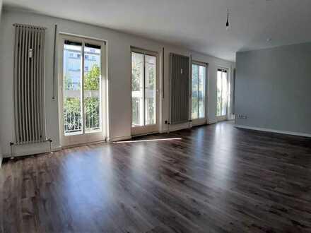 2 Zimmer, verkehrsgünstig, dennoch ruhige Lage, Gartenseite