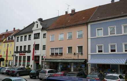 Attraktives Wohn- und Geschäftshaus