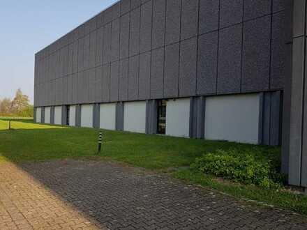 Logistikhalle mit Büroflächen
