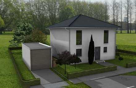 Zwei Einfamilienhäuser in Coswig