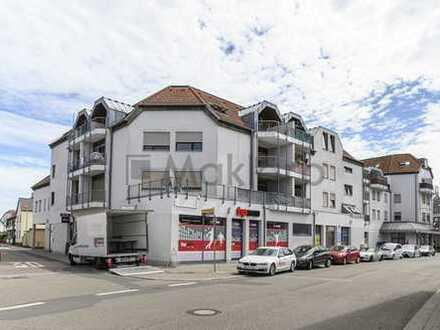 +++ Geräumige 4 Zimmer-Eigentumswohnung mit zwei Balkonen in guter Lage von Bürstadt +++