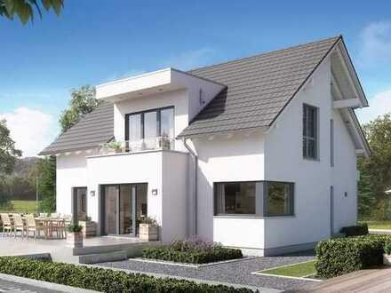 Hier entsteht ein neues Traumhaus - Version mit Keller -