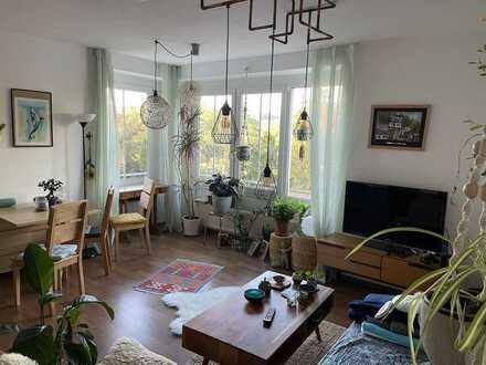 3 Zimmer Wohnung im 1.OG In Würzburg Sanderau/ Frauenland