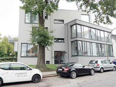 Wohn-u. Geschäftshaus mit Tiefgarage in Bergedorf, zentrumsnah