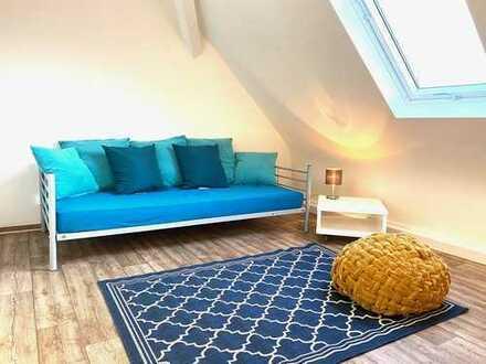 Komplett neu renovierte Wohnetage zu vermieten - 5 Räume