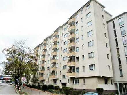 +vermietete 2,5-Zimmerwohnung+direkt am Gesundbrunnencenter+ Aufzug+Balkon+provisionsfrei+