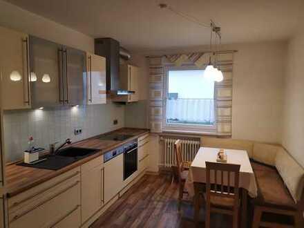 Schöne 3 ZKB Wohnung im Erdgeschoss zu vermieten