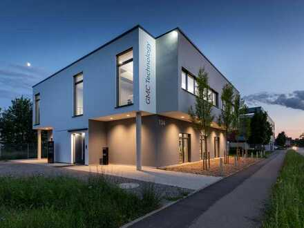 Geplanter Neubau: Hochwertiges Bürogebäude in attraktiver Lage